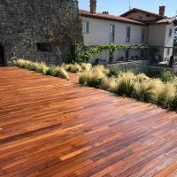Parquet esterno - Bizioli legno
